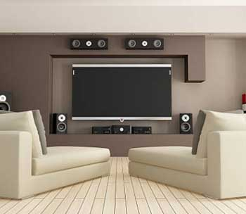 Long Island whole house audio & video installation.